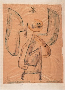 Engel vom Stern Paul Klee 1939 copy